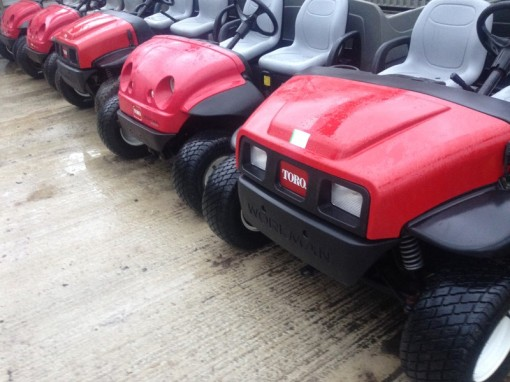Used Utility Vehicles >> Used Toro Workman John Deere Gator Ransomes Jacobsen